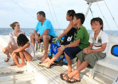 Filipijnen 2012 Holiday Home bangka