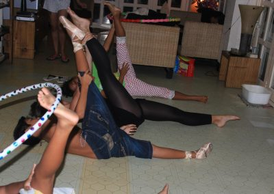 Filipijnen 2012 holiday home ballet