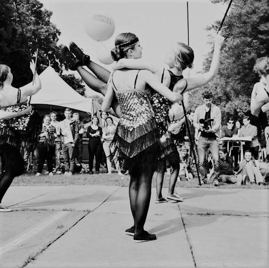 Burlesque Charleston Summer Jazz
