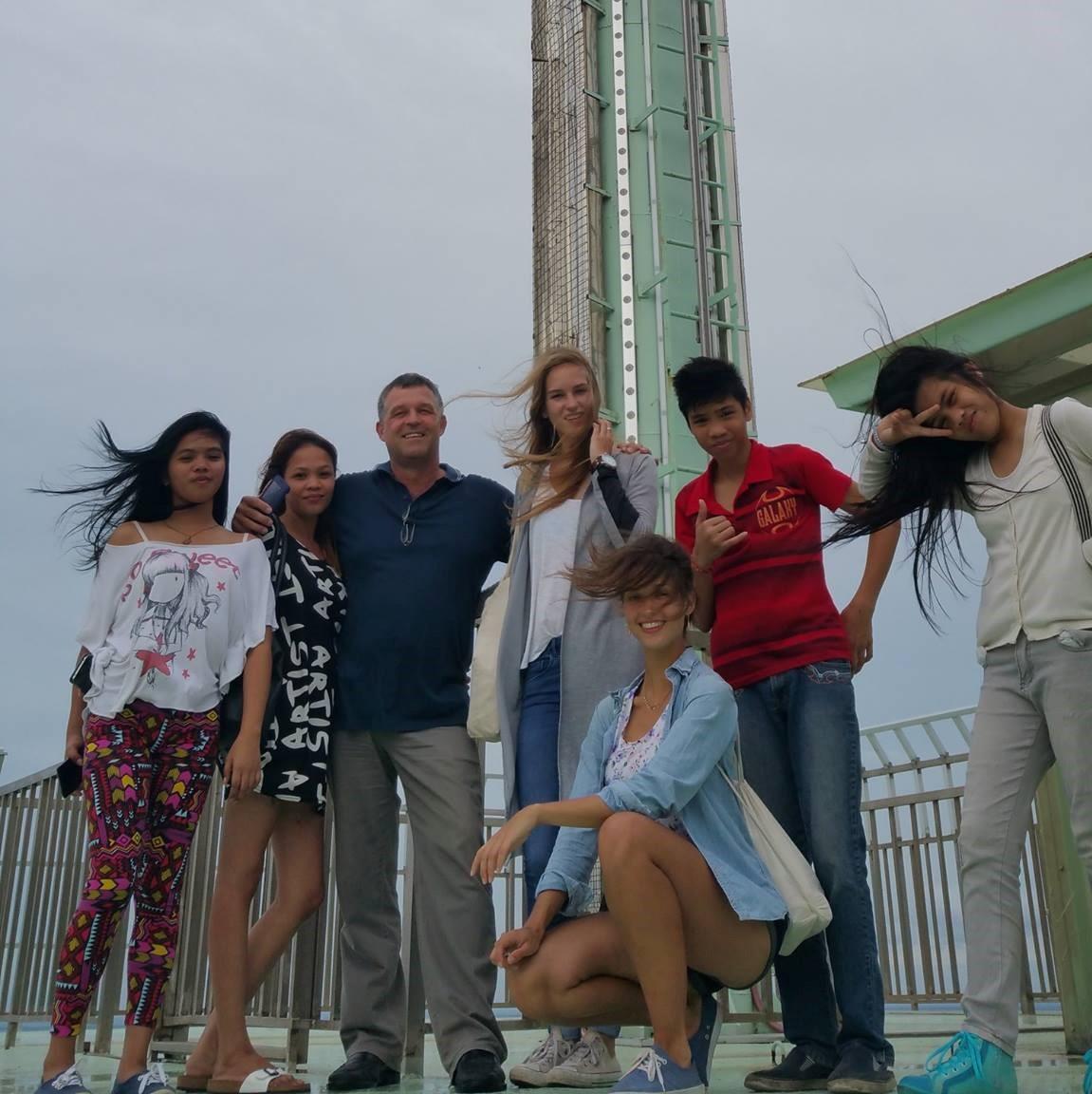 gezinsfoto Cebu City